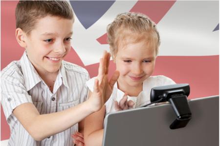 Изучение английского по скайпу для школьников