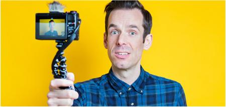 Как студенту стать видеоблогером