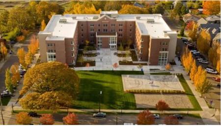 Что такое кампус университета. Лучшие кампусы в России